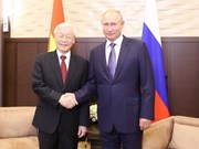 Les visites du leader du PCV créent un nouvel élan pour les relations avec la Russie et la Hongrie
