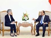 Le PM Nguyên Xuân Phuc reçoit le ministre sud-coréen des AE Kang Kyung-wha