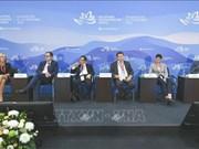 Forum économique oriental: le Vietnam à un débat sur l'espace des affaires