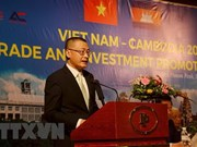Forum de promotion du commerce Vietnam-Cambodge
