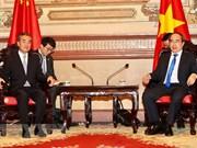 Le ministre chinois des AE en visite à Ho Chi Minh-Ville