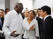 """Hôpital Vietnam-Cuba de Dong Hoi - un """"joyau"""" de l'amitié"""
