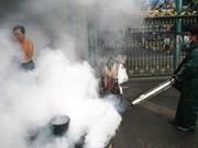 Bangkok décrète une alerte à la dengue