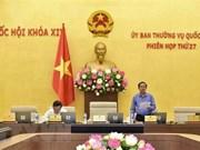 Fusion des bureaux de l'AN, du Conseil populaire et du comité populaire