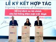 BigK favorise l'accès à l'énergie solaire au Vietnam