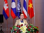 Un forum de consultation régionale sur le projet hydroélectrique de Pak Lay à Vientiane