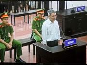 Hoa Binh : un homme condamné pour activités anti-étatiques