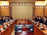 HCM-Ville et la Bulgarie favorisent la coopération économique