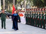 La présidente de l'AN à l'ouverture de la nouvelle année scolaire de l'Académie de défense