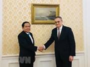Le Front de la Patrie du Vietnam coopère avec des organisations russes