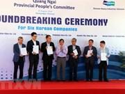 Quang Ngai cherche des investisseurs pour son industrie