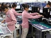 Le Vietnam perçoit 8,6 milliards de dollars de la fabrication de marchandises pour l'étranger