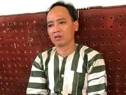 Cân Tho : un homme condamné pour atteintes aux intérêts de l'Etat