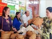 Opportunités pour les entreprises vietnamiennes et laotiennes de présenter leurs produits