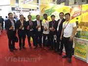 Le Vietnam à la Foire mondiale des aliments Annapoorna en Inde