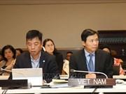 Réunion non officielle des ministres des AE de l'ASEAN en marge de l'Assemblée générale de l'ONU