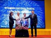 Myanmar : Mise en service de son premier portail développé avec l'aide de FPT IS