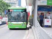 Hanoi tente de déployer le paiement par carte à puce dans les  transports publics