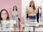 Le métier de mannequin en livestream attire les jeunes