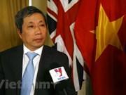 Les relations entre le Vietnam et le Royaume-Uni sont en bonne voie de développement