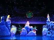 Une pièce sur le climat au 5e Festival international des marionnettes à Hanoï
