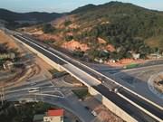 Plus de 11.000 milliards de dongs pour l'autoroute Van Don-Mong Cai