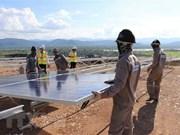Près de 20.000 milliards de dongs investis dans des projets d'énergie solaire à Tây Ninh