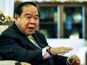 La Thaïlande organisera les élections générales dans les délais fixés
