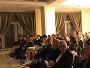 Ouverture d'un programme de promotion du tourisme vietnamien en Italie