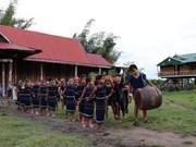 Gia Lai prêt pour son festival culturel des gongs