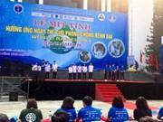 Journée mondiale contre la rage célébrée à Lao Cai