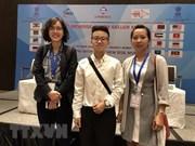 Le Vietnam participe à la foire des produits chimiques en Inde