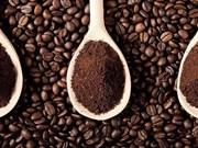 Bond des exportations du café en septembre