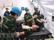 Partage des expériences dans le maintien de la paix entre la Russie et le Vietnam