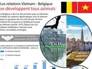 [Infographie] Les relations Vietnam - Belgique se développe tous azimuts