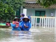 La prévention des catastrophes naturelles incluse dans les plans de développement socio-économique