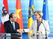 Le Premier ministre Nguyen Xuan Phuc en Basse-Autriche