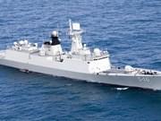 ASEAN et Chine effectuent un premier exercice maritime commun