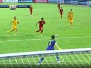 Le Vietnam éliminé du championnat AFC U19