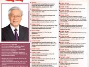 [Infographie] Biographie du leader du PCV et président Nguyên Phu Trong