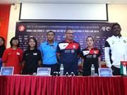 Football: l'équipe féminine du Vietnam déterminée à passer la première phase du Championnat d'Asie
