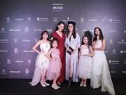 Bientôt la Semaine internationale de la mode 2018 à Hanoï
