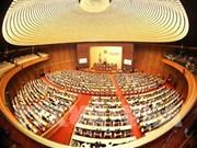 L'Assemblée nationale effectue jeudi un vote de confiance
