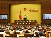 6e session de l'AN de la XIVe législature: Discussion sur des questions socio-économiques