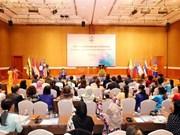 Promotion du bien-être social pour les femmes et filles  vers la vision de l'ASEAN 2025