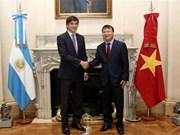 Le Vietnam et l'Argentine intensifient leur coopération économique et commerciale