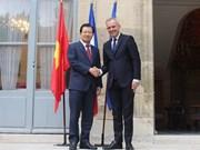 Le Vietnam et la France boostent leur coopération