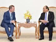 Porter le partenariat stratégique Vietnam - Royaume-Uni à une nouvelle hauteur