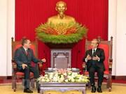Le Vietnam soutient le processus démocratique au Venezuela