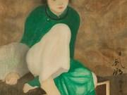 Arts : Un Nam Sơn s'envole aux enchères à Paris